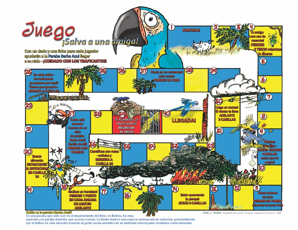 Help save the Blue-throated Macaw!