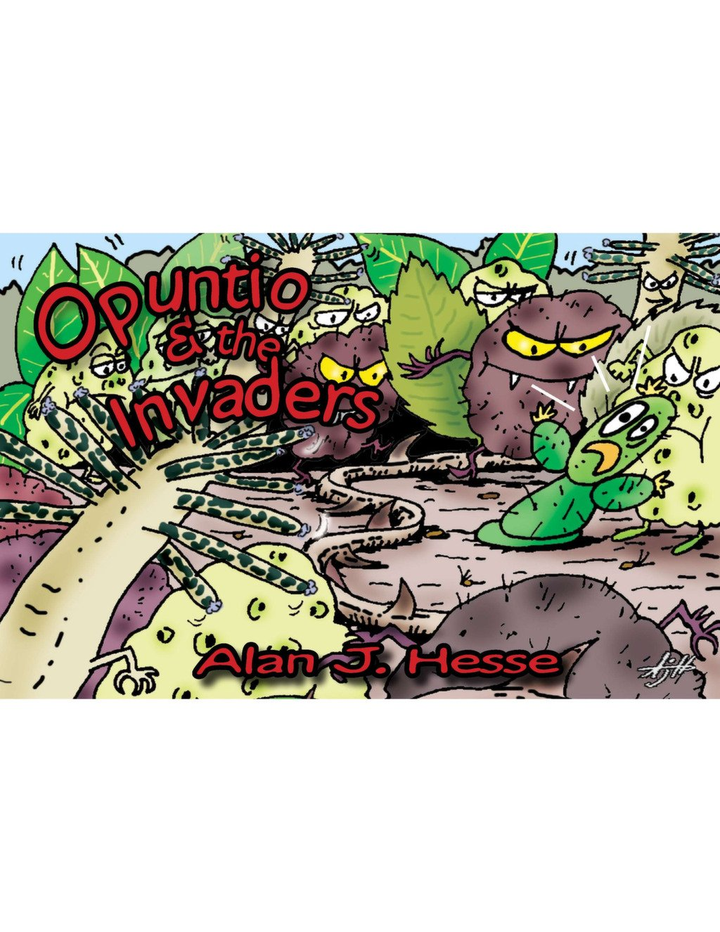 Opuntio booklet