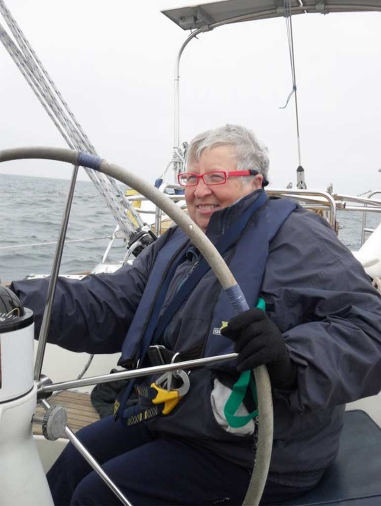 Gloria sailor
