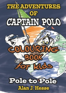 Pole to Pole coloring book